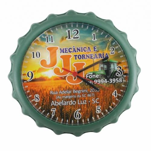- Relógio Tampa