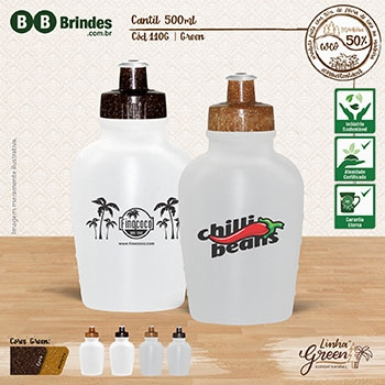 - Cantil Green 500mL