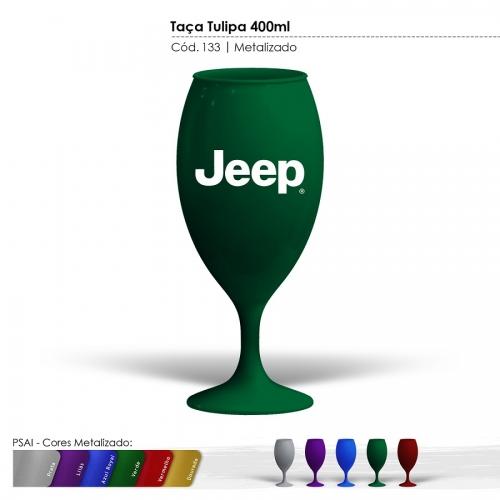 Copos personalizado, Canecas personalizada, Long drink personalizado - Taça 400ml