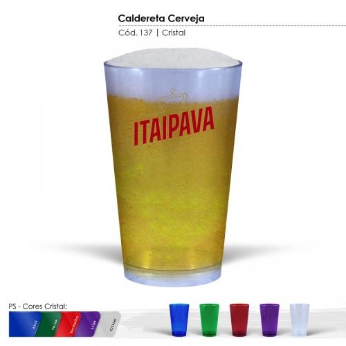 Copos personalizado, Canecas personalizada, Long drink personalizado - Copo México Translúcido 320ml