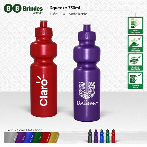- Squeeze 750mL