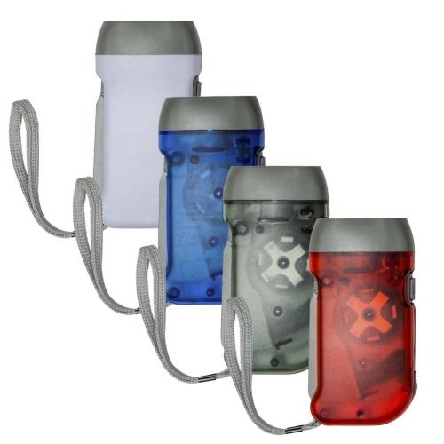 - Lanterna Recarregável Promocional para Brindes