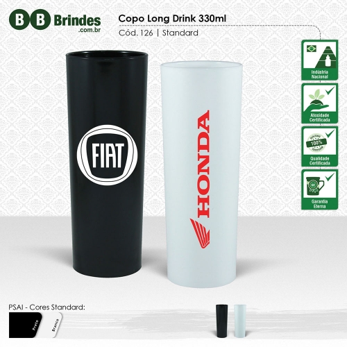 - COPO LONG DRINK 330mL