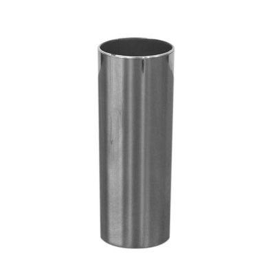 Copos long drink personalizados - Copo longdrink metalizado prateado
