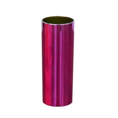 Copo Longdrink metalizado colorido