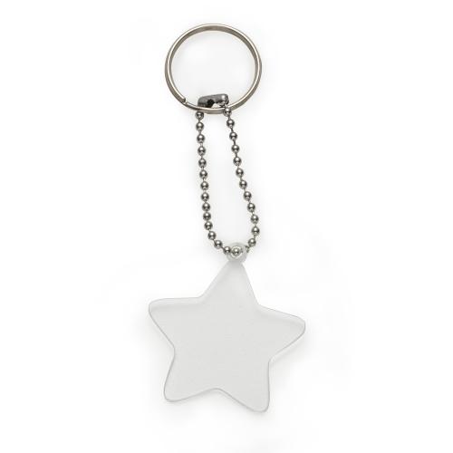 - Chaveiro Plástico Estrela