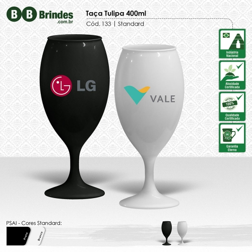 - Taça Tulipa 400ml