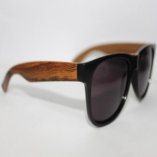 Óculos personalizado - Óculos Personalizado Textura Madeira
