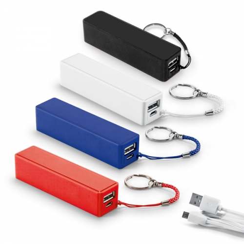power bank personalizado - Power Bank 2.200 mAH - 97380