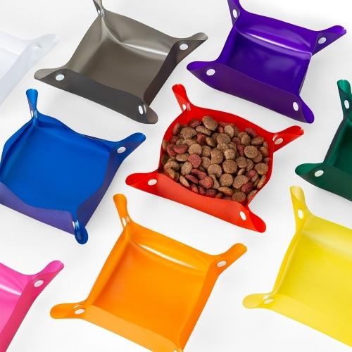 Coleira - Tigela Plástica para Pets