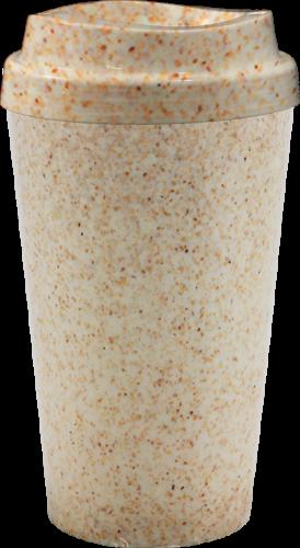 - Copo Starbucks Ecológico de Fibra de Madeira em Cores 320ml