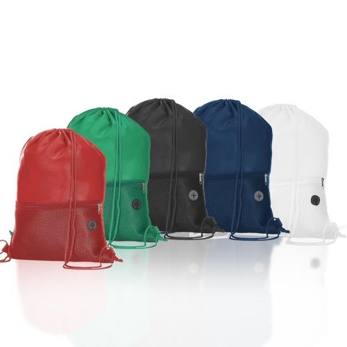 Mochilas personalizadas, mochilas femininas, mochila masculina, mochila para notebook   - Mochila Saco em Poliéster