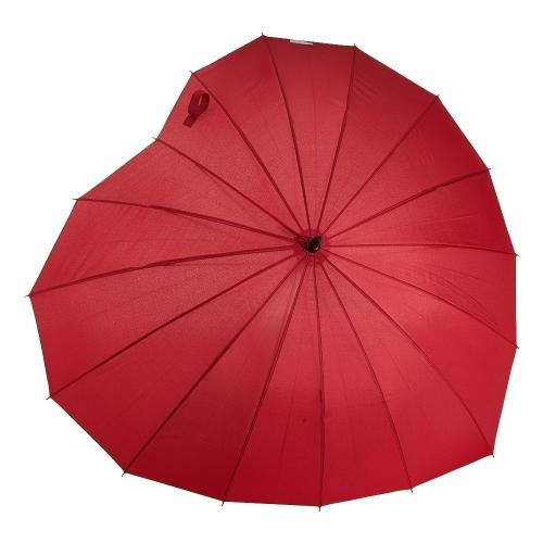 - Guarda-chuva Coração
