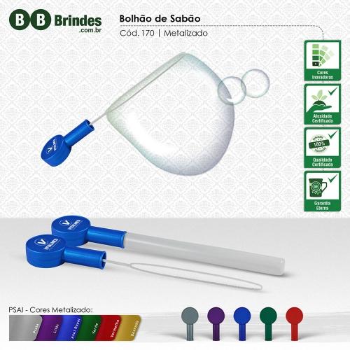 BOLHÃO DE SABÃO