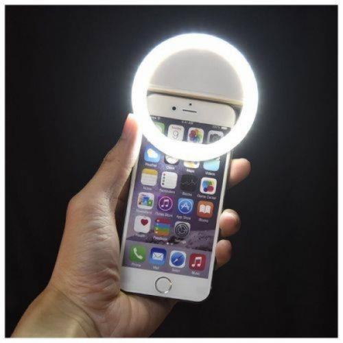 Ring Light LED para Selfie
