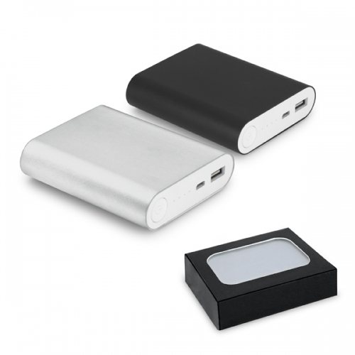 power bank personalizado - Power Bank 8.000 mAH - 97384