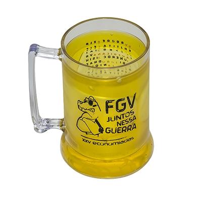 Copos personalizado, Canecas personalizada, Long drink personalizado - Caneca de Chopp Gel