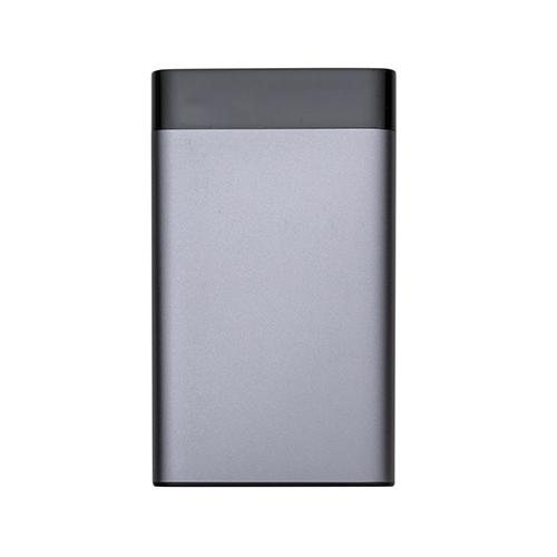 Power Bank Digital Metalizado