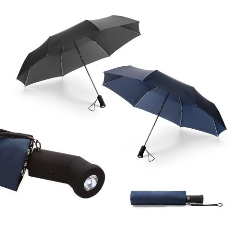 - Guarda-chuva dobrável