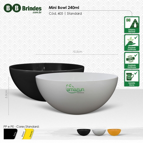 - mini bowl 240mL