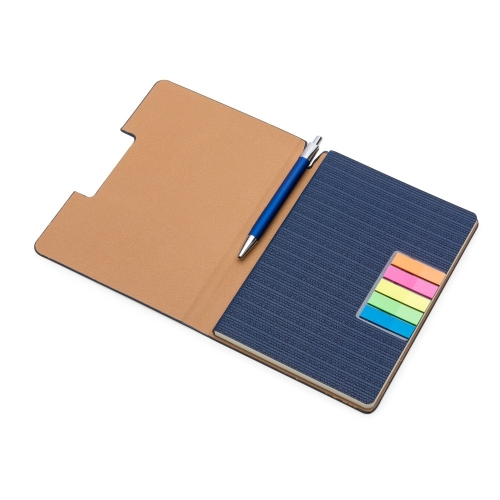 Cadernos personalizados, caderno customizados, capas de cadernos personalizadas - Caderno com Autoadesivos 20,8 x 12,7 cm - 14165