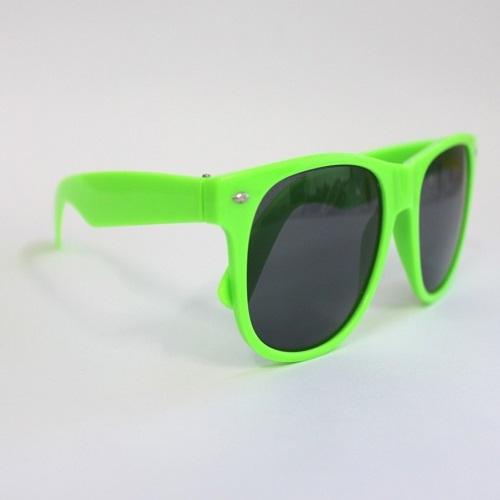 - Óculos de sol promocional