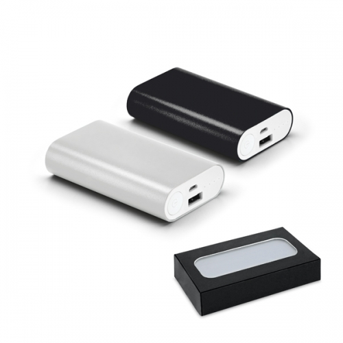 power bank personalizado - Power Bank 4.400 mAH - 97378