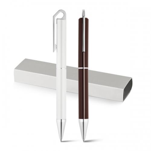 Canetas personalizadas, lapiseiras personalizadas e lápis personalizado - Caneta metálica