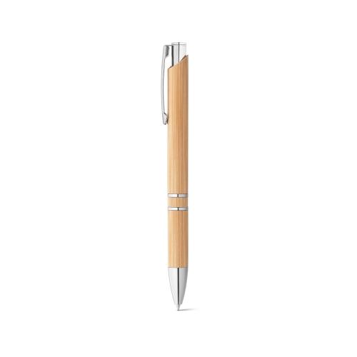 caneta personalizada - Caneta em bambu