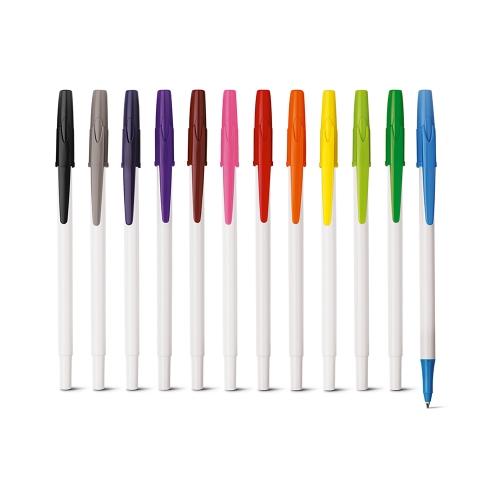 caneta personalizada - Caneta Plástica
