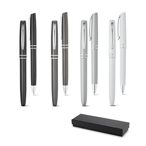 Canetas personalizadas, lapiseiras personalizadas e lápis personalizado - Kit de canetas