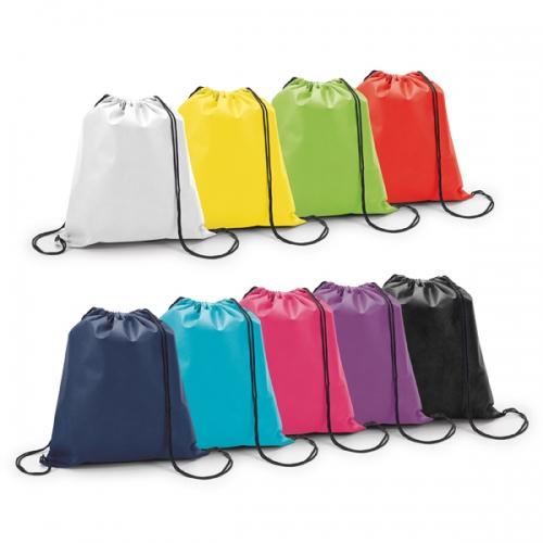 Mochilas personalizadas, mochilas femininas, mochila masculina, mochila para notebook   - MOCHILA SACO EM TNT