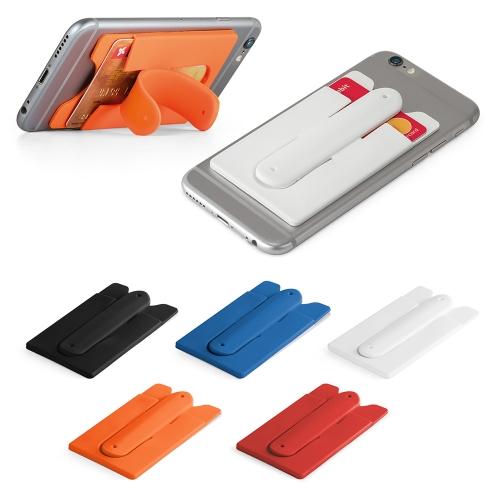 - Porta cartões para celular