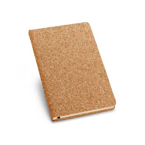 Cadernos personalizados, caderno customizados, capas de cadernos personalizadas - Caderno capa dura cortiça