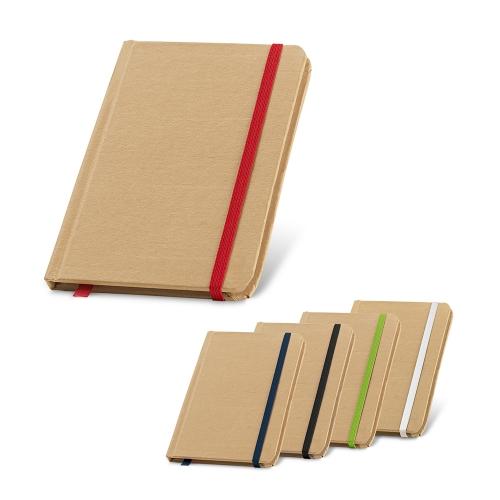 - Caderno capa dura