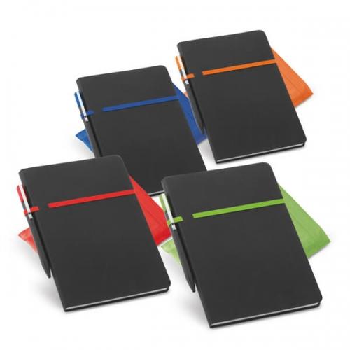 - Caderno