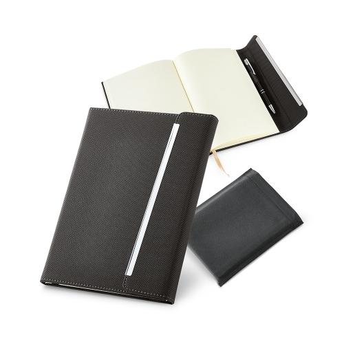 Cadernos personalizados, caderno customizados, capas de cadernos personalizadas - Caderno couro sintético