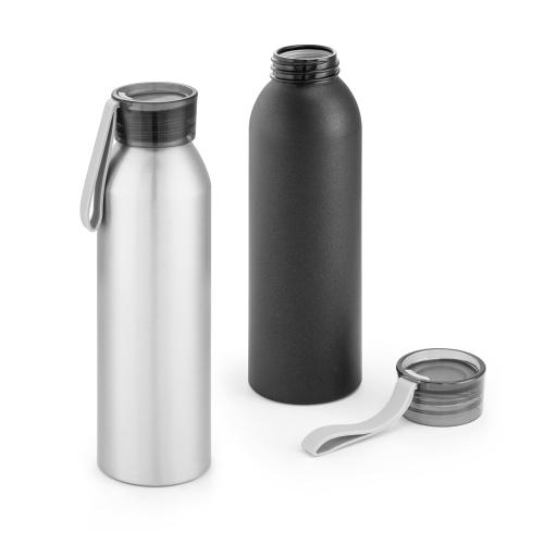 Garrafa personalizada - Squeeze em alumínio