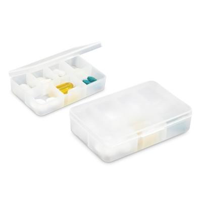 Porta comprimido, porta remédio, porta comprimido mensal, porta remedio - Organizador de Comprimidos Semanal