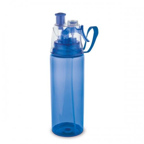 Garrafa personalizada - Squeeze com Borrifador de água personalizado