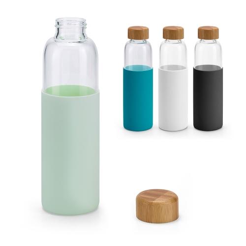 Garrafa personalizada -  Squeeze de vidro