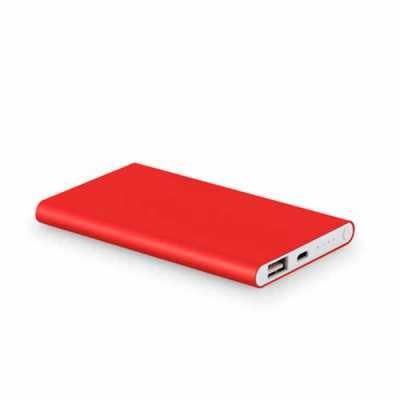 Pen drive personalizado, pen card personalizado, brindes para informática - Bateria Personalizada Portátil Slim - Power Bank