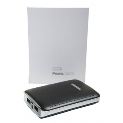 Carregador portátil Power Bank c/ 3 baterias
