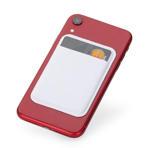 - Adesivo Porta Cartão de Laycra para Celular