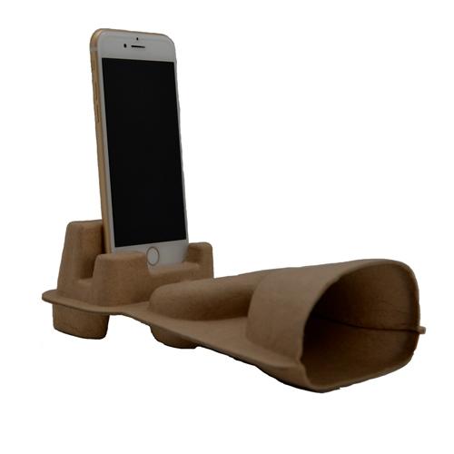 Brindes eletrônicos personalizados - Amplificador Celular/Tablet