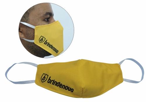 - Máscara reutilizável personalizada