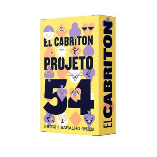 - Baralho Personalizado El Cabriton 10ª edição