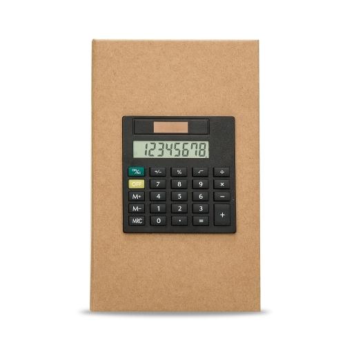 Bloco de Anotações com Calculadora Personalizado