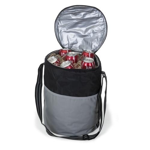 - Bolsa térmica com capacidade 25 litros.