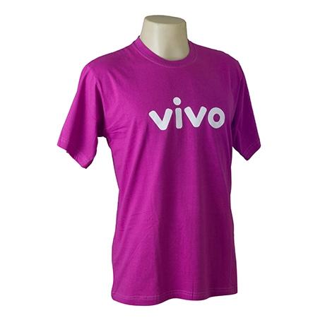 - Camiseta Promocional